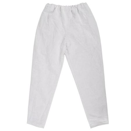 Makie Miranda Cotton And Linen Pants - Natural Beige