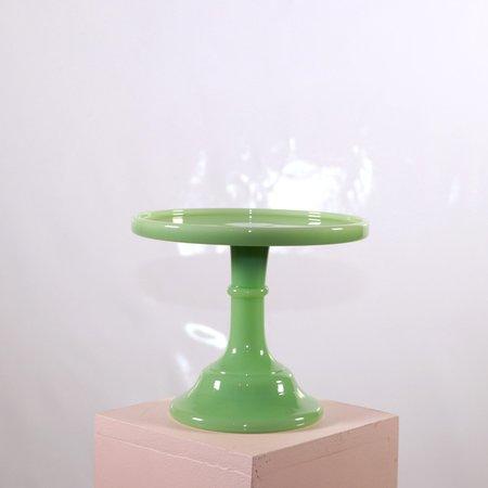 Mosser Glass Glass Cake Plate