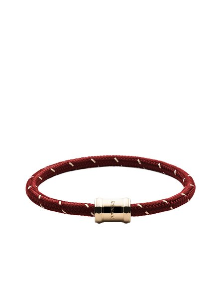 Miansai Mini Single Casing - Red/Gold