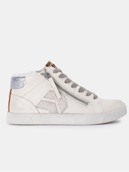 Dolce Vita Zonya Sneaker - White Multi Plush