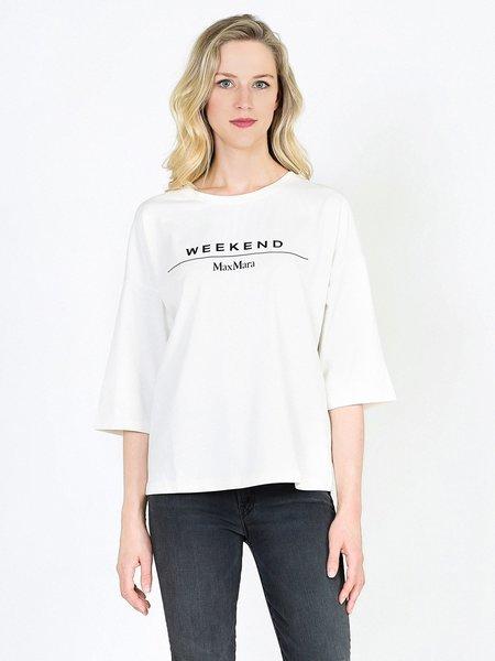 MAX MARA Weekend Agami Cotton jersey T-shirt