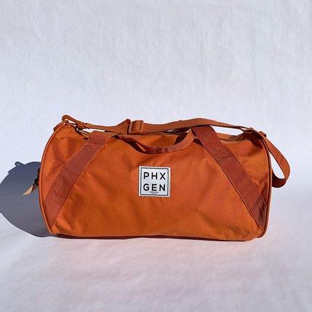 Unisex Phoenix General Duffle Bag - Rust