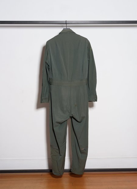 Vintage L-1B Flying Light Suits from 1950's - Olive