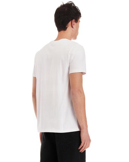 A.P.C. Printed T-shirt - White