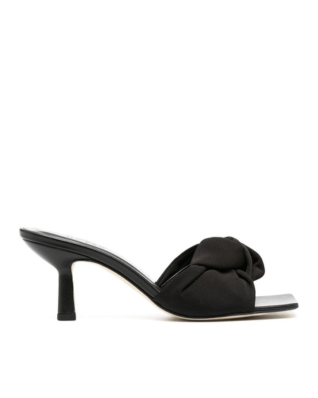 By FAR Mules with Knot - Black