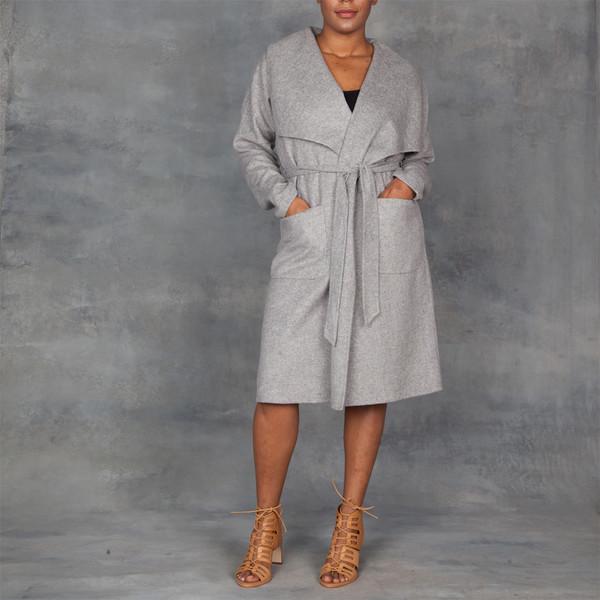 Tart Effie Wood Blend Coat