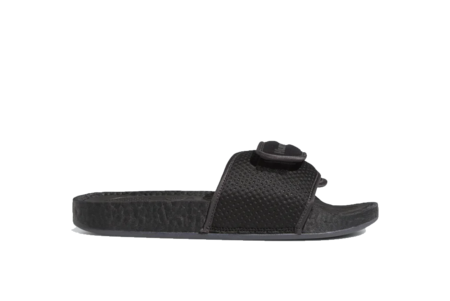 adidas x Pharrell Williams Chancletas HU GX2483 Slides - Black