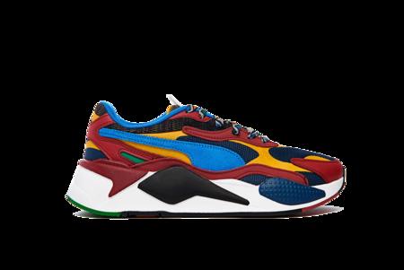 Puma RS-X3 Mix Sneaker - Red/Multi