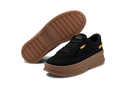Puma x Randomevent Deva Sneakers - Black/Gum