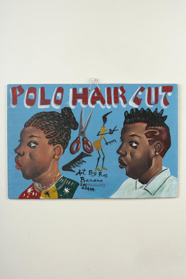 Osei-Duro Barbering sign #7