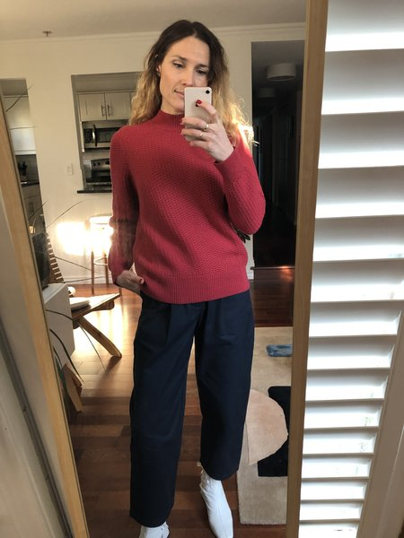 MILA ZOVKO ANKA Sweater - Coral
