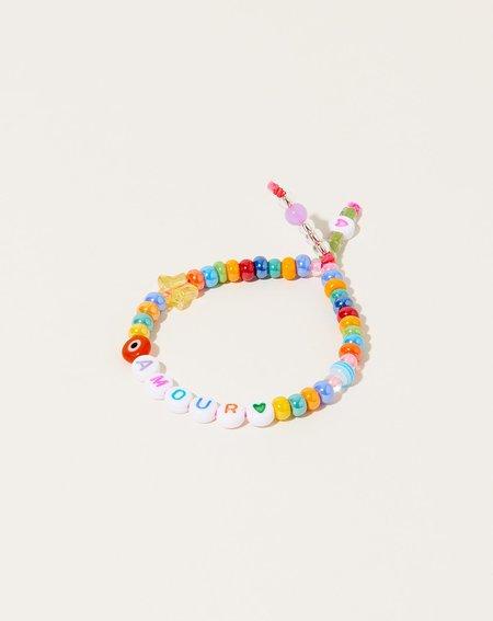 Medeline St Barth Amour Bracelet