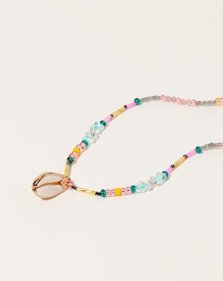 Medeline St Barth Shell Necklace