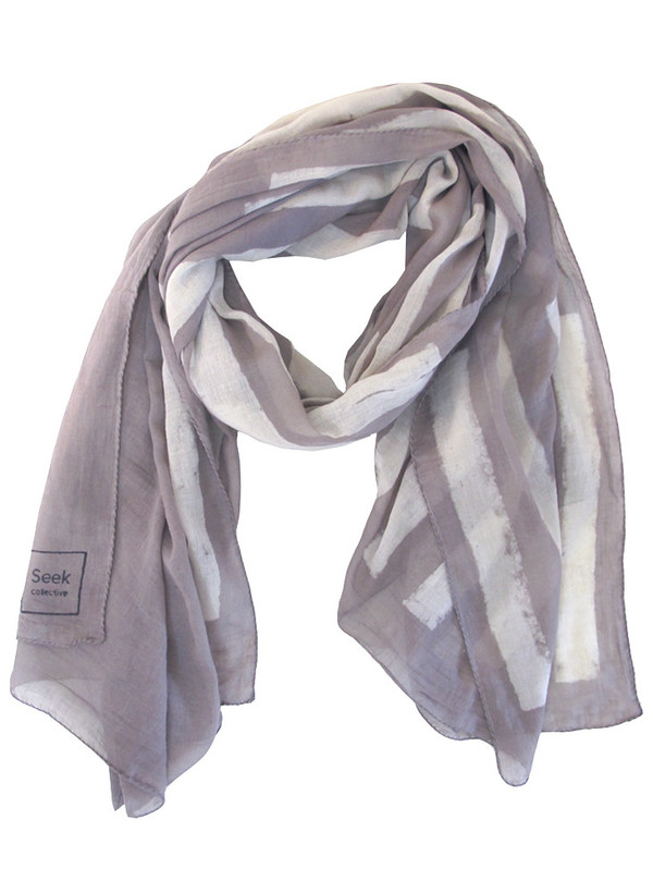 Seek Collective Wayfarer Scarf, dove griffa