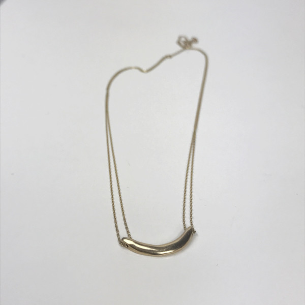 Mercurial NYC Swoop Necklace