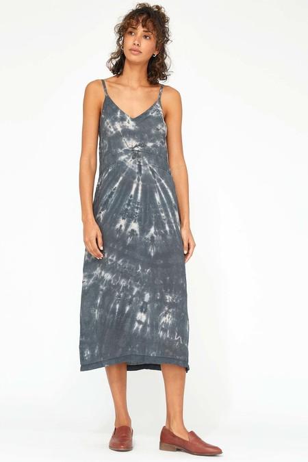 Lacausa Alma Slip Dress - Smokey Quartz