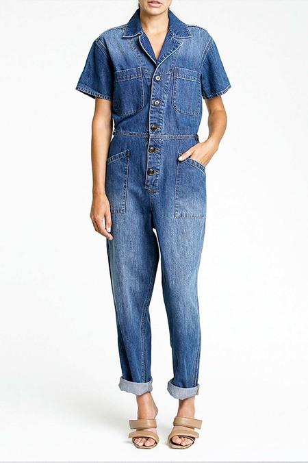 Pistola Grover Short Sleeve Field Suit - Big Apple