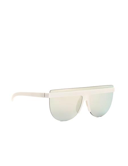 Mykita Maison Margiela Sunglasses - White