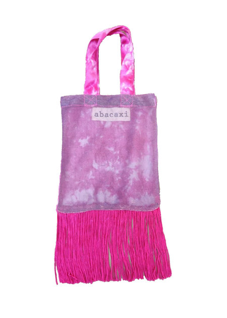 Abacaxi Fringe Pouch