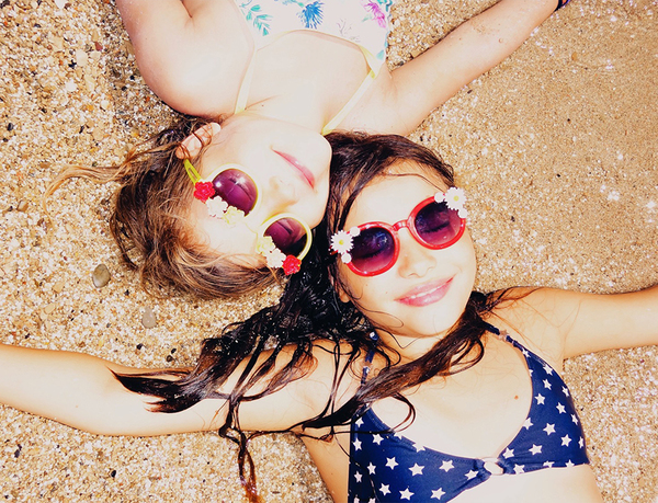 Pâquerettes Paris Sunglasses - Lilas