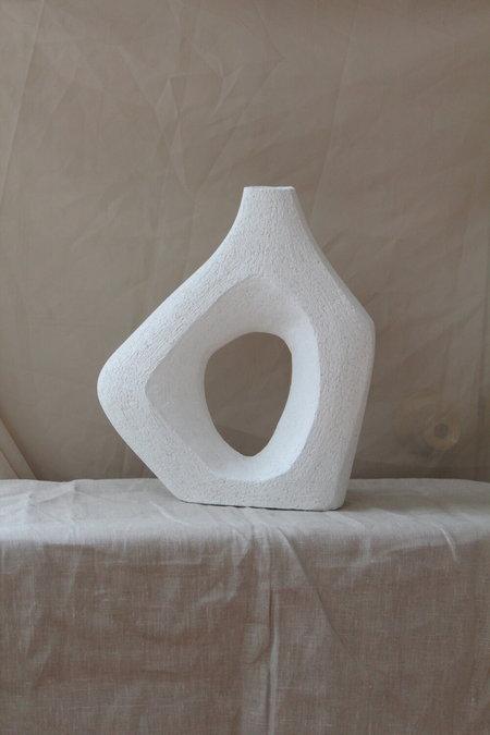 keraclay Jacinto Sculpture vase