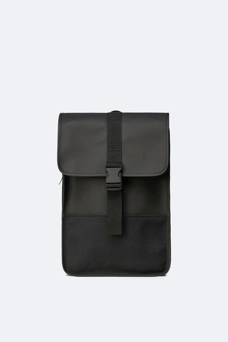 Rains Buckle Mini Backpack - Black