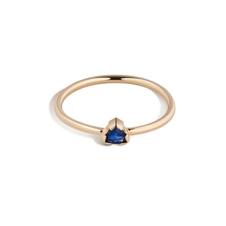 Shahla Karimi 14K Gold Birthstone Ring No. 1