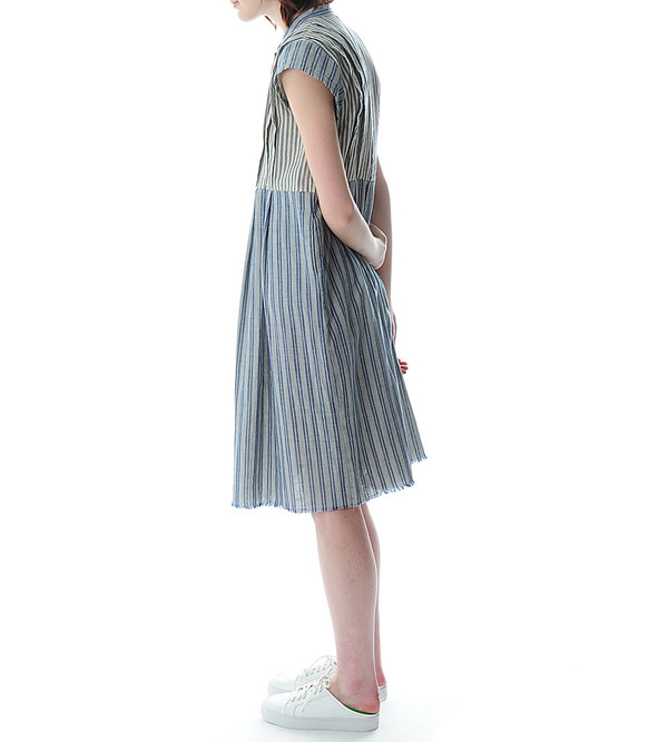 Sea NY - Pintucked Dress