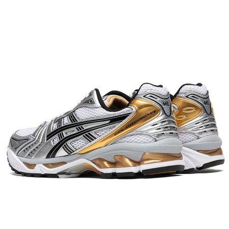 ASICS Gel-Kayano 14 sneakers - gray/black/yellow