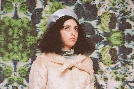 Michons Marigot Fur Sailor Popover Coat