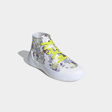 adidas by Stella McCartney Treino MID - Printed Yellow