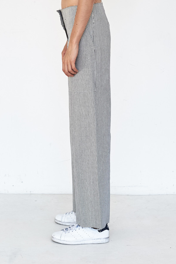 Assembly New York Railroad Stripe Simple Pant