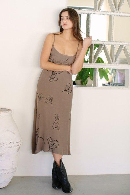 Rachel Pally Crepe Odell Dress - Poppy