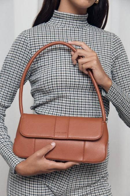 BRIE LEON Camille Desert bag - Red