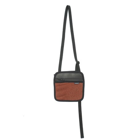 BYBORRE EXPANDED POUCH - RUST