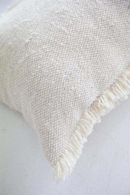 Pampa Monte Lumbar Cushion #13 - Natural