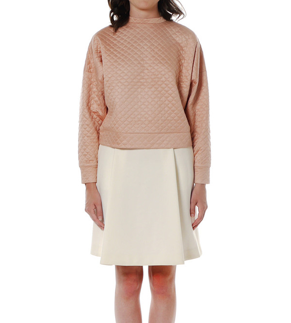 Nanushka Quilted Sweater