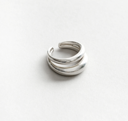 Wolf Circus Kori Ring - Sterling Silver