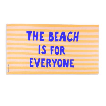 Tinycottons Manifesto Towel