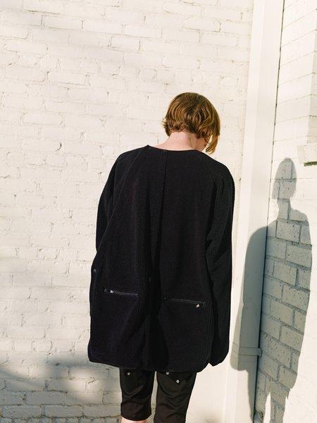 TAKAHIROMIYASHITA The Soloist. Oversized Regulator Medical Fleece Jacket