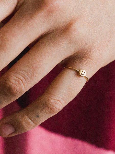 Gilbert Baby Smiley Ring