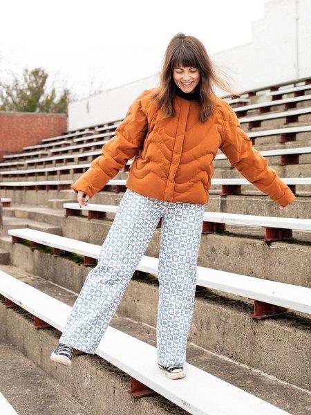 Lisa Says Gah x KJP Robyn Denim jeans