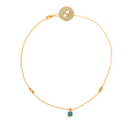 Scosha Fine Braided Bracelet