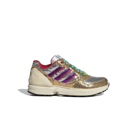 adidas ZX 6000 Sneakers - Glitter Gold