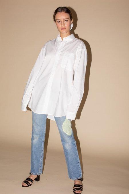 Maryam Nassir Zadeh Atlas Jeans - Denim