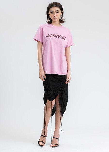 Helmut Lang Heads Up T-Shirt - Rose