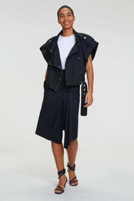 Dorothee Schumacher Sporty Power Skirt - Black