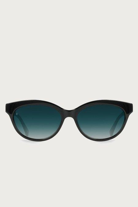 Raen Blondie Sunglasses - Crystal Black