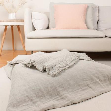 Autumn Paris 80cm x 80cm Punto Pillow