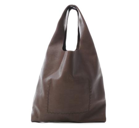 Petite Maison Christiane Chocolate Market Bag